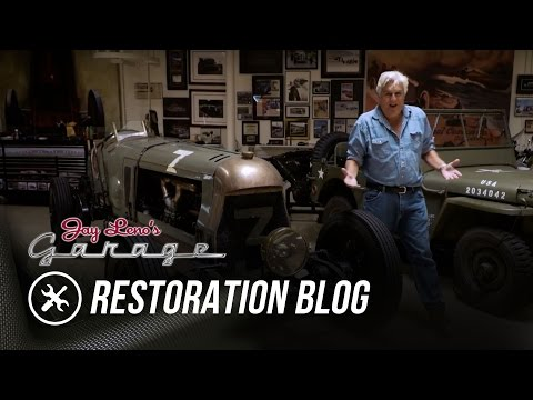 Restoration Blog: November 2016 – Jay Leno's Garage