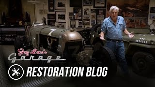 Restoration Blog: November 2016 - Jay Leno's Garage