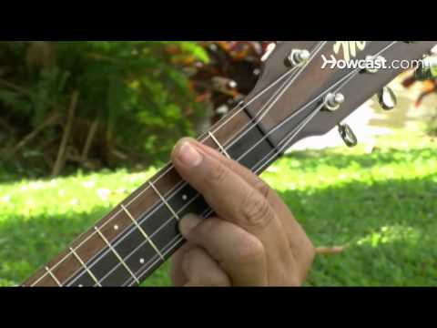 How to Play a D7 Chord   Ukulele Lessons