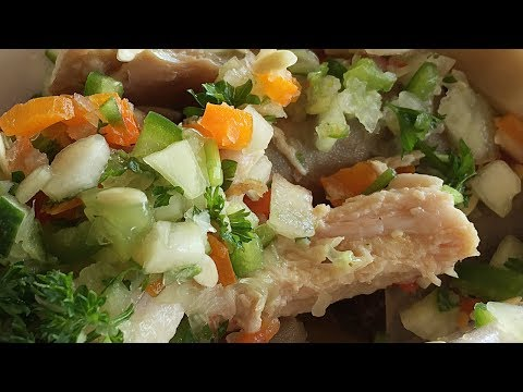 Lunch Lime Episode 10 Barbados Pudding & Souse