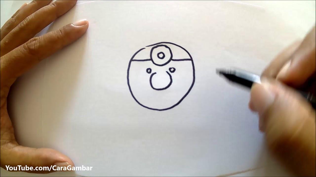 Cara Gambar Mudah Dokter
