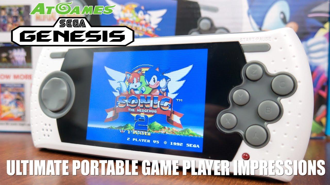 Amazon.com: Sega Genesis Arcade Ultimate Portable 2016 ...