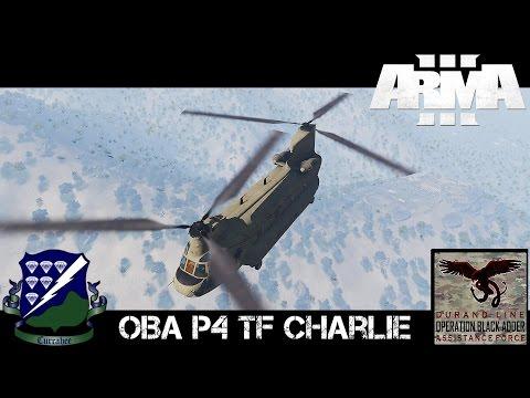 Op Black Adder Phase 4 - Task Force Charlie
