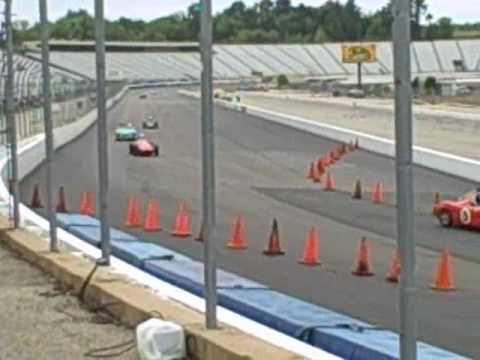 19th Annual Vintage Racing Celebration at New Hampshire Motor Speedway