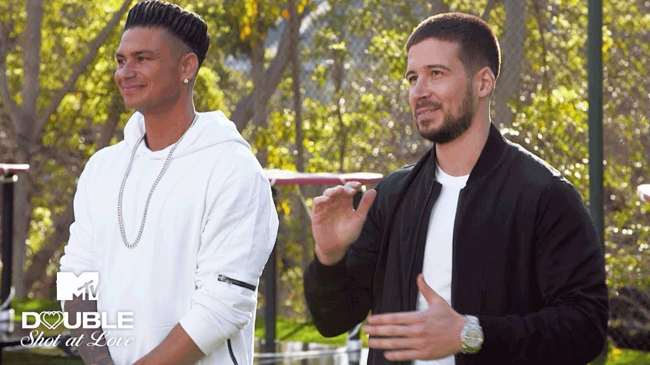 Jersey Shore's Pauly D, Vinny's 'Double Shot at Love' finale: Chicken can be dangerous
