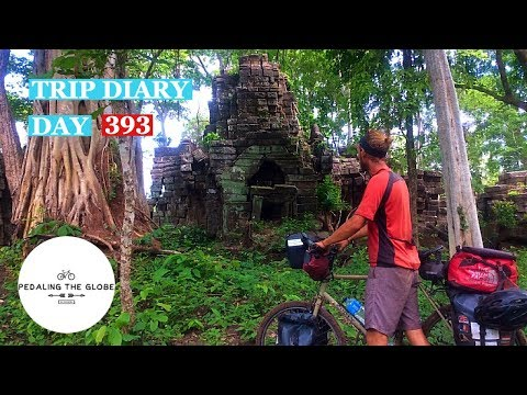 Trip Diary - Day 393 - Cycling The World - How Not To Be A Bike Tourer