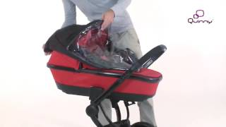 Quinny Fordable Carrycot Como Instalar