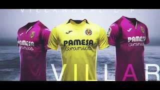 Villarreal official t-shirt 2018-2019
