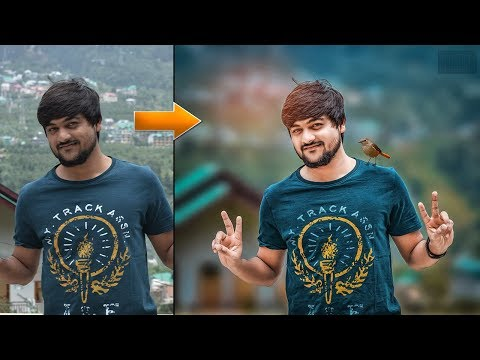 PS    Photoshop Tutorial - Real CB Editing In Photoshop Cc 17,18,2019 & Cs6   CB Edit New Tutorial  