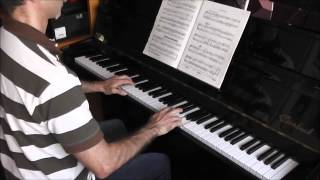 Bach - Minuetto - 23 Pezzi Facili nr. 4