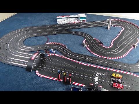 Carrera Digital 1:32 – Track: Speed Control – Title: Disturbed DTM Race!