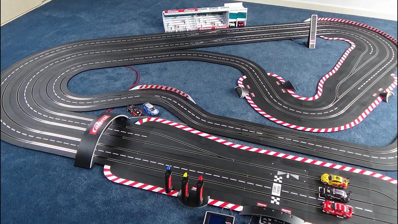 Carrera Cars Race Track