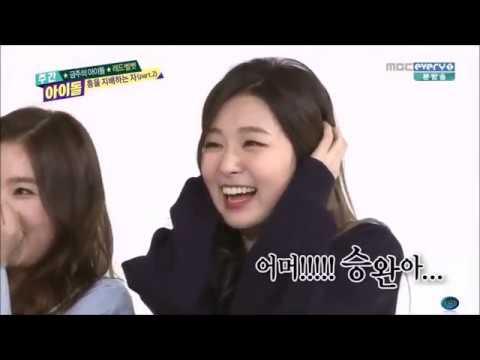 K-POP Idols Dancing On BBA SAE