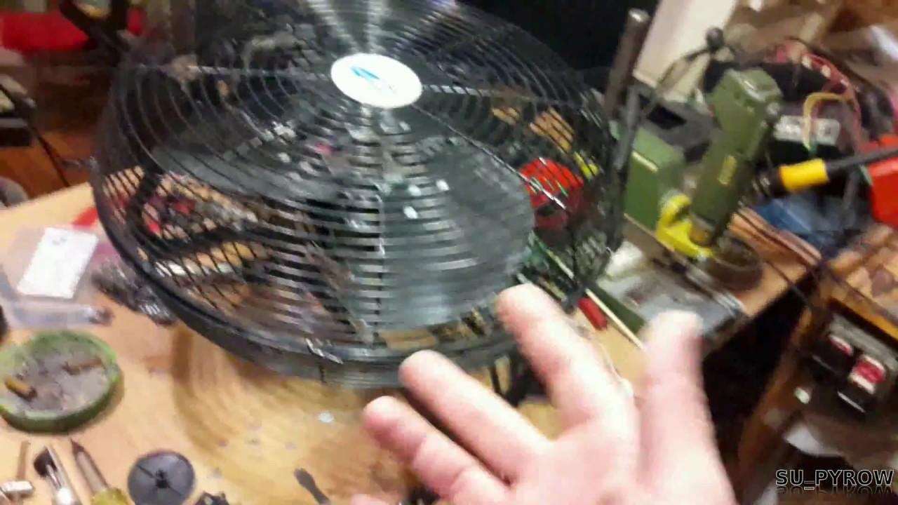 Sidewalk Repair - UniqueWare 3 Sd Floor Fan Repair - YouTube on