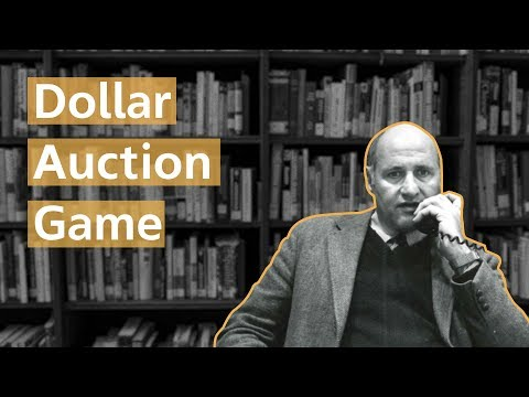 The (Ir)rationality Of The Dollar Auction