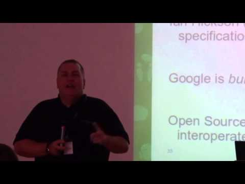How Google Works with Open Source Free Software (Jeremy Allison)