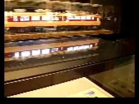 Maica History of  the Japanese National Railways 交通博物館
