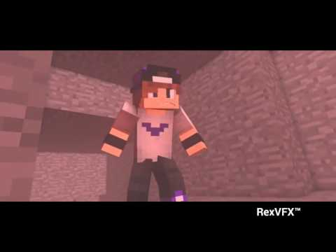 FREE MINECRAFT PVP INTRO TEMPLATE (Cinema 4D And AE) Fast Render #414