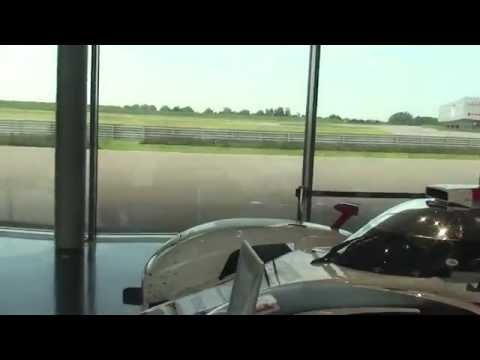 Audi driving experience center @ Neuburg an der Donau