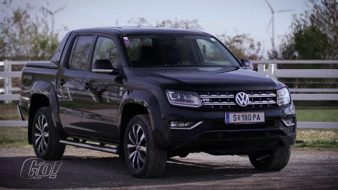 Volkswagen Amarok 2017 >> Der Trend Zur Butterseite Vw Amarok 2017 Der Test