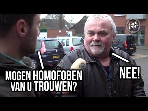 WAT VINDT DE BIBLE BELT VAN HOMOFOBEN? | Voxpop #42