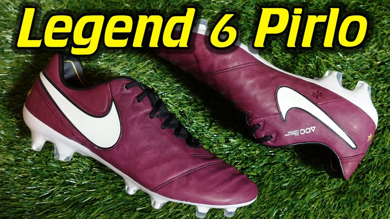 b3230cc03 Nike Tiempo Legend 6 Pirlo Edition - Review + On Feet - YouTube
