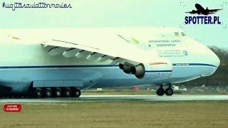 antonov 124 100m antonov airlines ur820727