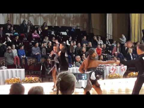 WDSF Adults Open Latin Samba Gore-Corcodel