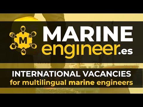 Marine Engineering Jobs | International Careers