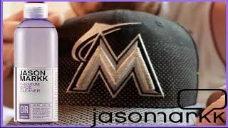 Does Jason Markk Shoe Cleaner Work on Hats ?