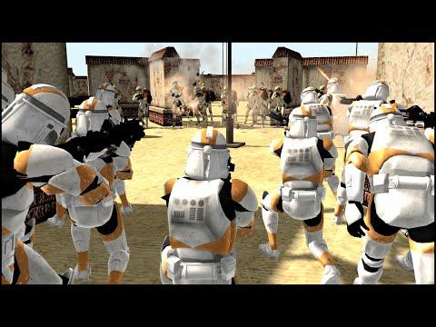 CLONES VS STORMTROOPERS - Star Wars: Arena Gameplay