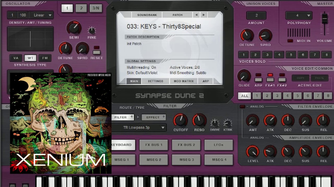 dune 2 vst download crack