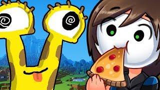 Pizza und Giraffen 「Minecraft: Master Builders」