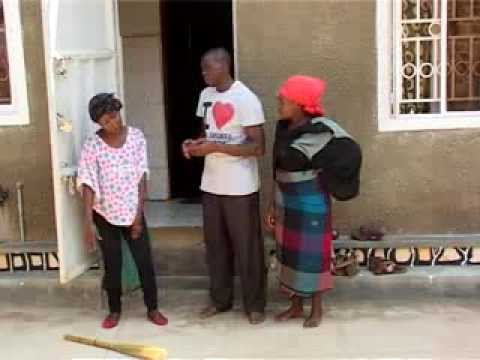 Kansiime Anne with the lazy mother inlaw
