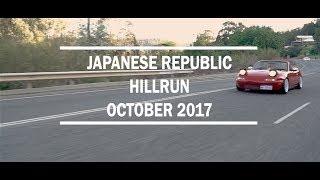 Japanese Republic | Hill Run - October 2017