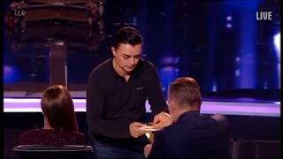 marc spelmann bgt semi final revealed