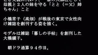 とと姉ちゃん視聴率の推移はついに大台を突破!NHK連続テレビ小説「とと姉ちゃん」の視聴率の推移が、週間平均第1週21・7で今世紀最高...
