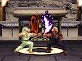Mr.Karate vs Akuma