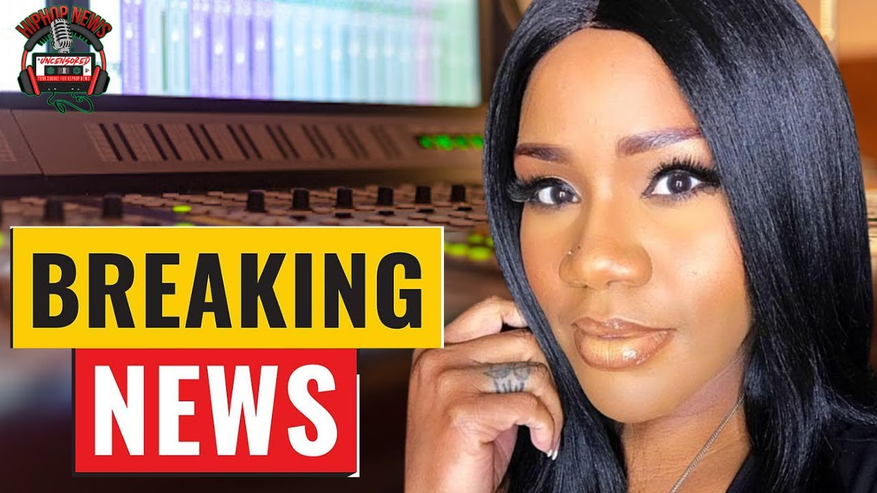 Devastating News Just Released About R&B Singer Kelly Price!