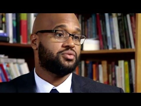 Dr. Glenn Chambers Jr. - Director of African American and African Studies