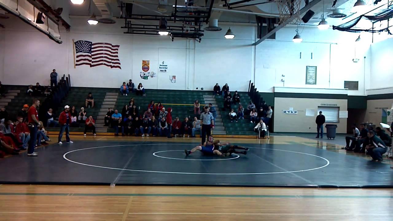 Sophomore Devaughn Scott East Detroit High School Wrestler ...