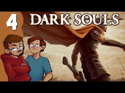Let's Play | Dark Souls - Part 4 - Groin Biceps