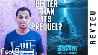 Godzilla - King Of The Monsters (2019) Action, Adventure, Fantasy Movie Review In Hindi | FeatFlix