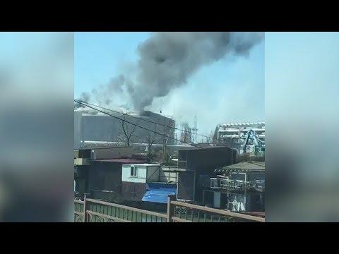 Туапсинская транспортная прокуратура провела проверку по факту возгорания резервуара