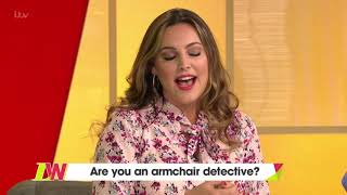 Kelly Turned Detective on a Suspicious Friend | Loose Women