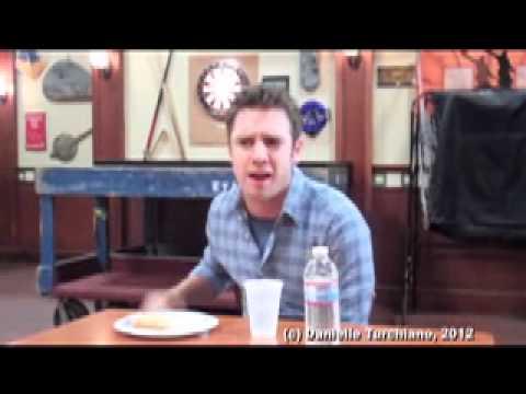 Bret Harrison & Megan Mullally talk about a missing 'Breaking In' episode