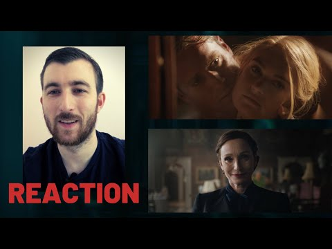 Rebecca Trailer REACTION