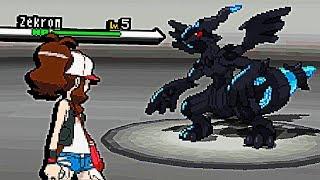 I tried a Nuzlocke on my first playthrough of Pokemon Black (Pokemon Black Nuzlocke Randomizer)