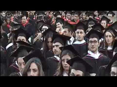 Undergraduate Commencement Ceremony 2013