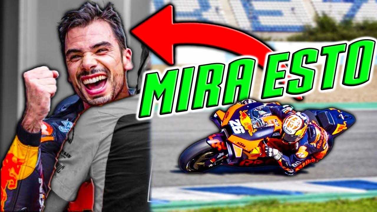 Dani PEDROSA HACE ESTO... Y KTM GANA en MOTOGP Catalunya 2021 😳